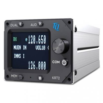 TQ KRT2 – compact aviation transceiver