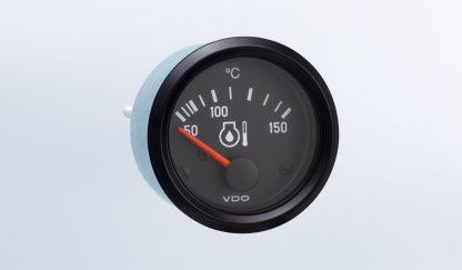VDO Instrumentation Oil temperature